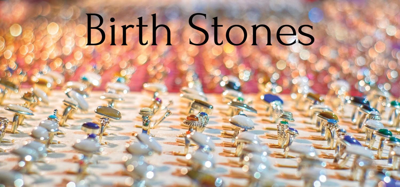 Birth Stones by Month Ganoksin