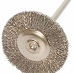 Miniature Brushes, Crimped Steel Wire BRS-475.00